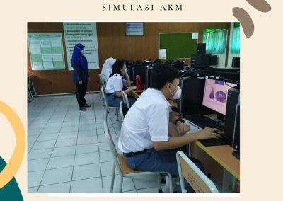 Simulasi AKM SMK Negeri 8 Jakrta
