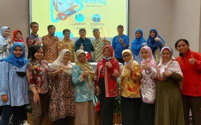 Pelatihan Institusi Branding – SMKN 8 Jakarta