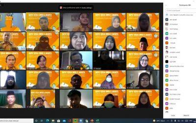 Rapat Kerja (RAKER) SMKN 8 Jakarta