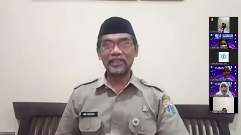 MPLS Tahun 2021 - Sambutan Kepala Dinas Pendidikan Sudin Jakarta Selatan II - Bapak Abd. Racheem