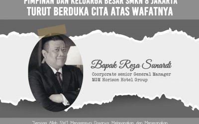 Berita Duka Cita Tuk Bapak Reza Sunardi – Coorporate Senior GM MGM Horison Hotel Group