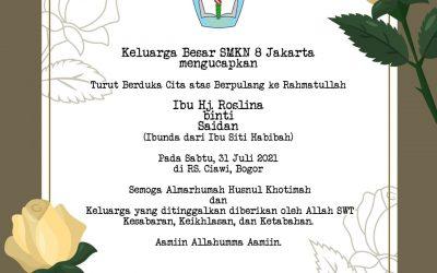 Berita Duka Cita Ibunda Tercinta dari Ibu Siti Habibah, M.Pd