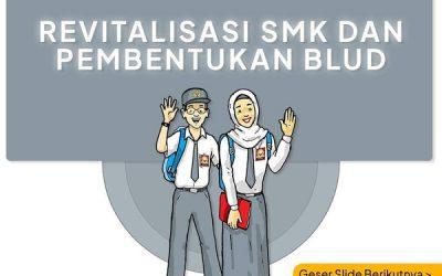 Revitalisasi SMK dan Pembentukan BLUD
