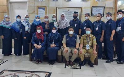 Pelaksanaan ANBK SMKN 8 Jakarta Tahun 2021