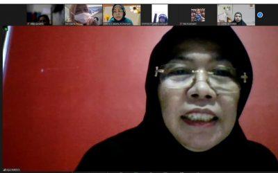 Rapat Virtual Persiapan ANBK dan Survei Lingkungan belajar – SMKN 8 Jakarta Tahun 2021